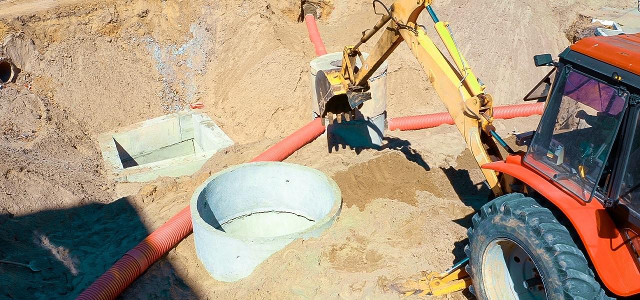 土壌・地下水汚染対策のイメージ