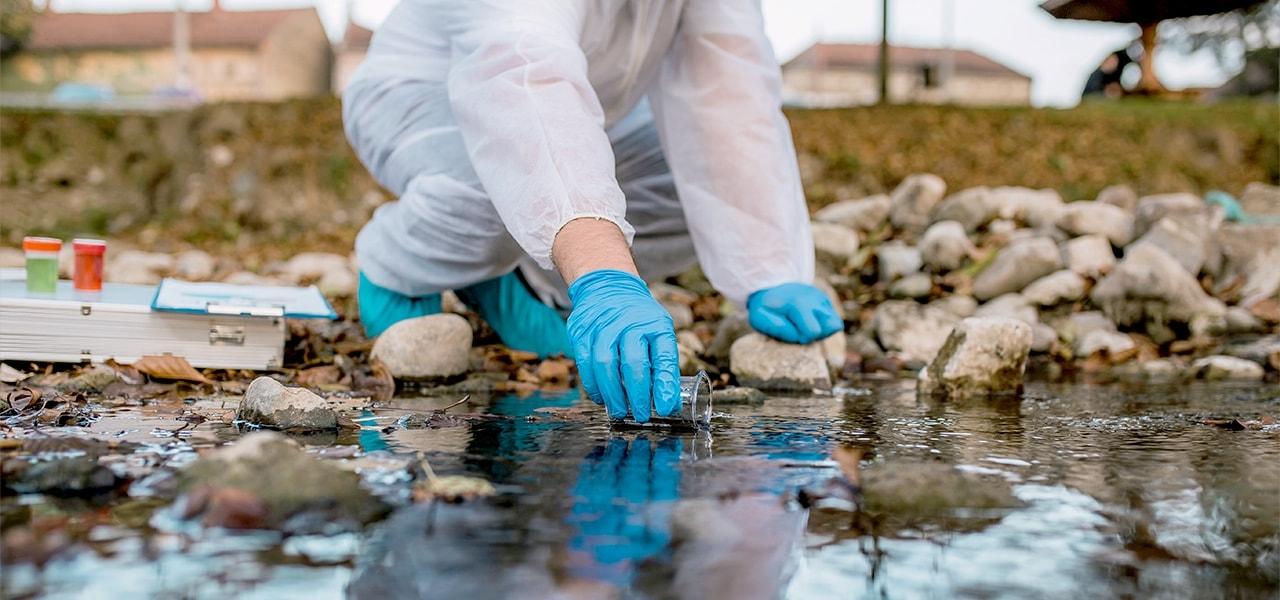 土壌・地下水汚染に関する調査・対策のイメージ